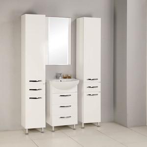 Мебель для ванной Акватон Ария 50 Н белая цена 2017