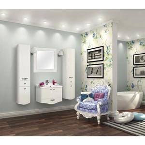 Мебель для ванной Акватон Венеция 75 белая раковина венеция 75