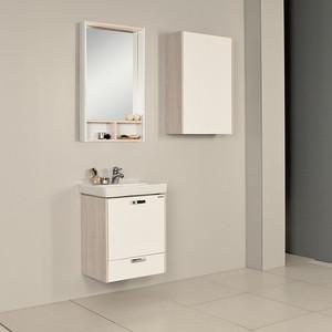 Мебель для ванной Акватон Йорк 55 М белый/ясень фабрик мебель ясень