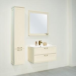 Мебель для ванной Акватон Леон 80 дуб бежевый для ванной акватон