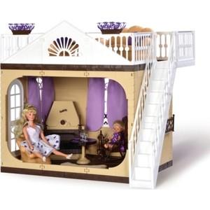 Кукольный домик Огонек Дачный Коллекция (С-1360)