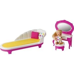 Кукольная мебель Огонек Будуар Зефир (С-1414)