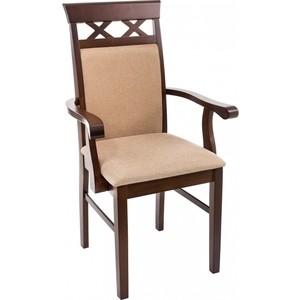 Кресло Woodville Mango бежевое компьютерное кресло woodville isida бежевое