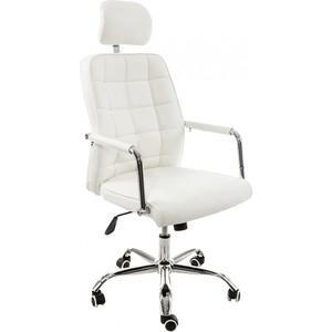 Компьютерное кресло Woodville Atlas белое