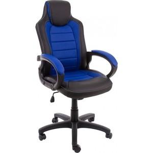 Компьютерное кресло Woodville Kadis темно-синее/черное printio синее сердце