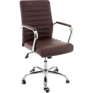 Компьютерное кресло Woodville Tongo коричневое