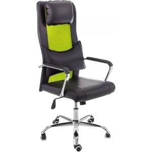 Компьютерное кресло Woodville Unic черное/зеленое компьютерное кресло woodville leon черное зеленое