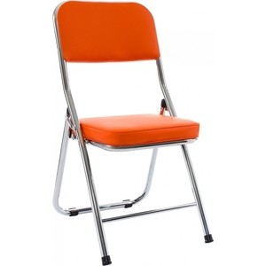 Стул раскладной Woodville Chair оранжевый
