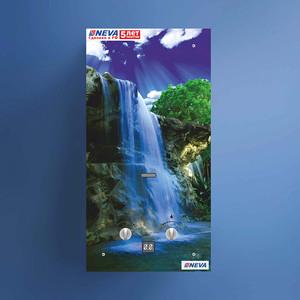 Газовая колонка NEVA 4510 Glass (водопад) газовая колонка neva 4506
