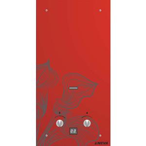 Газовая колонка NEVA 4510 Glass (красный цветок) стоимость