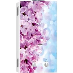 Газовая колонка NEVA 4510 Glass (цветы розовые) невидимка для волос funny bunny розовые цветы 2 шт