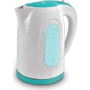 Чайник электрический Polaris PWK 2077СL, Бирюзовый все цены