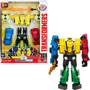 Робот Трансформер Hasbro Под Прикрытием: Тим-Комбайнер (C0624)