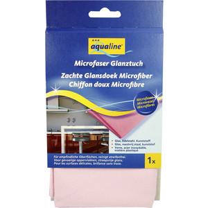 Салфетка Aqualine для чистки, полировки деликатных поверхностей из микроволокна