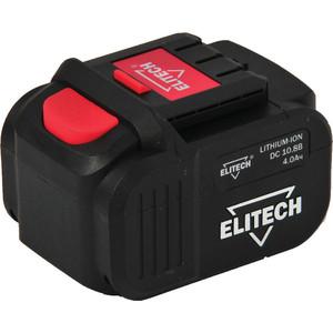 Аккумулятор Elitech 10,8В, 4,0Ач Li-ion, для ДА 10.8СЛК (1820.042500)