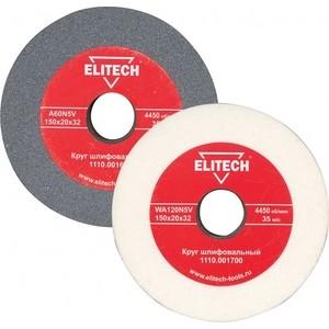 Круг шлифовальный Elitech 200х20х40 мм К120 (1110.002000)