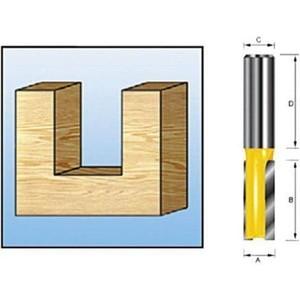Фреза пазовая Makita 2лезвия, 12 мм 14 длина 35 (D-10403)