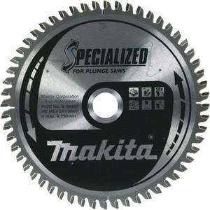 Диск пильный Makita 165х20х2,4 мм 48 зубьев (B-43907)