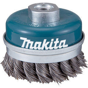 Щетка чашечная Makita 100 мм М14 0,5 (D-29290)