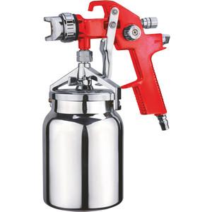 Краскопульт пневматический Elitech HVLP 170-285л/мин, сопло 1,4 мм (0704.013400)
