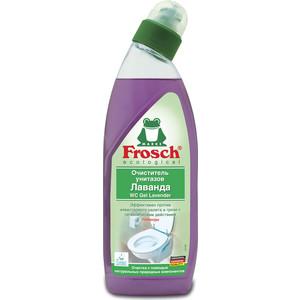 Очиститель Frosch Лаванда для унитазов 750 мл