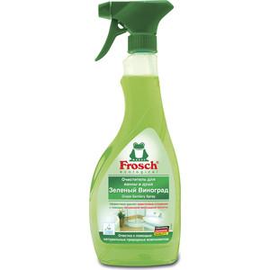 Очиститель Frosch Зеленый виноград для ванны и душа 500 мл