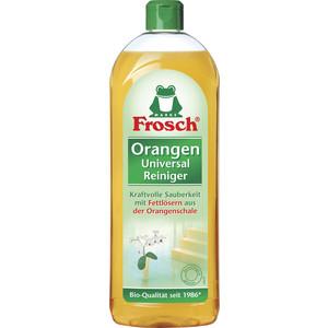 Очиститель Frosch универсальный апельсиновый, от известкового налета 750 мл
