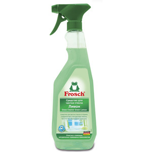 Средство для стекол Frosch Лимон 750мл