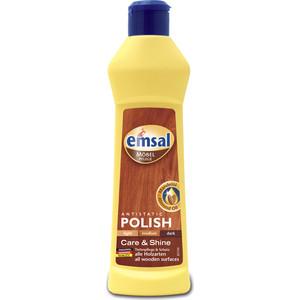 Очиститель-полироль Emsal для дерева (антистатическая формула), 0.25 л