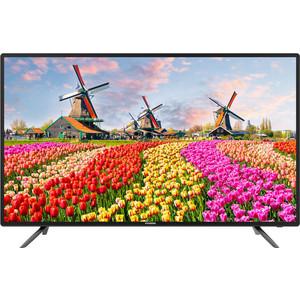 LED Телевизор Hyundai H-LED50F406BS2 телевизор hyundai h led43f402bs2 black