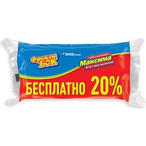 Губка ФРЕКЕН БОК Максима большие для посуды 5шт+1шт