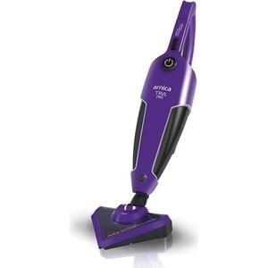 Вертикальный пылесос Arnica Tria Pro, фиолетовый