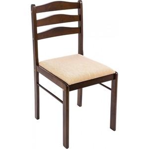 Фото - Стул Woodville Camel dirty oak/beige стул деревянный woodville aron dar oak