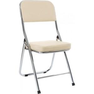 Стул Woodville Chair раскладной бежевый