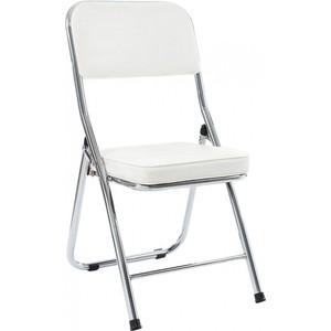 Стул Woodville Chair раскладной белый