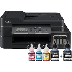 МФУ Brother Ink Benefit Plus DCP-T510W