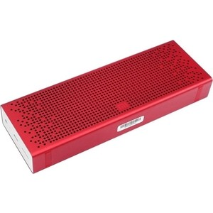 Портативная колонка Xiaomi Mi Bluetooth Speaker red колонка портативная xiaomi mi bluetooth speaker gold mdz 26 db qbh 4104 gl