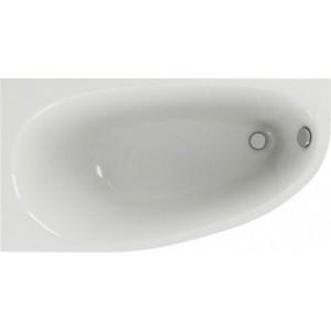Акриловая ванна Акватек Дива 160х90 левая (DIV160-0000001)