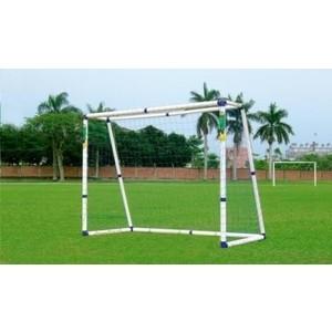 Ворота футбольные Proxima JC-244 профессиональные из пластика р. 8 FT (240х180х103)