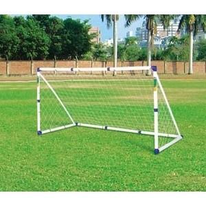 Ворота футбольные Proxima JC-250 из пластика р. 8 FT (244х130х96)