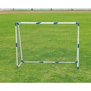 Ворота футбольные Proxima JC-5250 профессиональные из стали р. 8 FT (240х180х103)