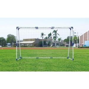 Ворота футбольные Proxima JC-5320 профессиональные из стали р. 10 FT (300х200х109)