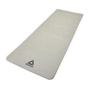 Коврик для йоги и фитнеса Reebok RAMT-11014GR (мат) 7 мм серый