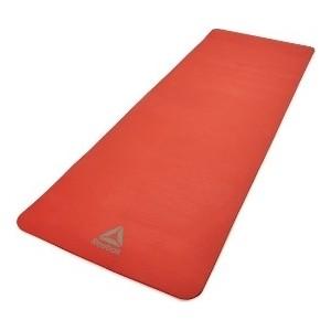 Коврик для йоги и фитнеса Reebok RAMT-11014RD (мат) 7 мм красный