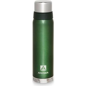 Термос 0.9 л Арктика зелёный с узким горлом (американский дизайн) 106-900 фото