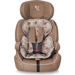 Автокресло Lorelli LD-01 Navigator 9-36 кг Бежевый / Beige Cute Bears 1858 avionaut автокресло evolvair royal 9 36 кг