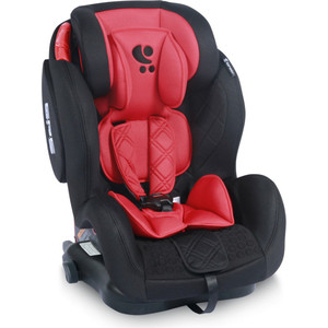 Автокресло Lorelli BH12312i Titan sps isofix 9-36 кг Черно-красный / Black&Red 1702 braid handlebar psv protect black and red m 130503