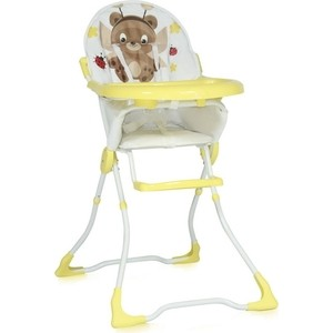 Стульчик для кормления Lorelli Marcel Желтый / Yellow Fairy Bear 1823 парка didriksons marcel