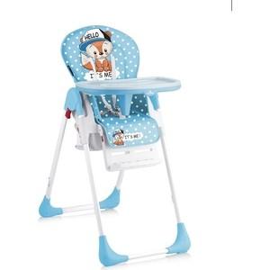 Стульчик для кормления Lorelli Tutti Frutti Синий / Blue Baby Fox 1820 недорго, оригинальная цена