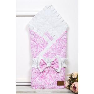 Одеяло на выписку AmaroBaby ЭЛИТ ( розовый, поплин/бязь)